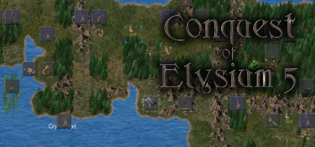 Conquest of Elysium 5 Game PC Free Download