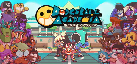 Dodgeball Academia Game PC Free Download