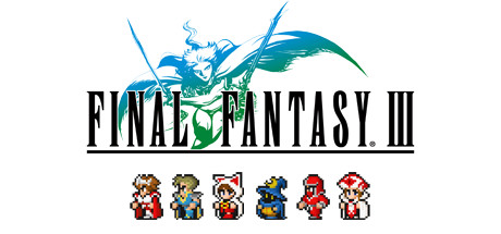 FINAL FANTASY III Game PC Free Download