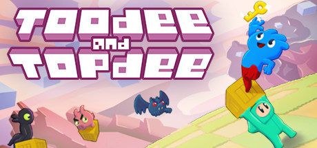 Toodee and Topdee Game PC Free Download