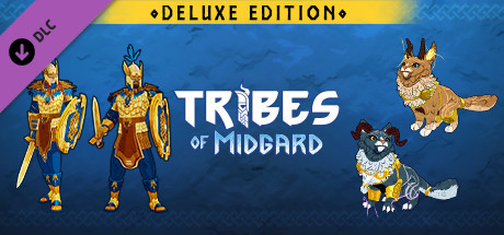Tribes of Midgard Deluxe Content Game PC Free Download