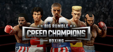 Big Rumble Boxing Creed Champions Game PC Free Download
