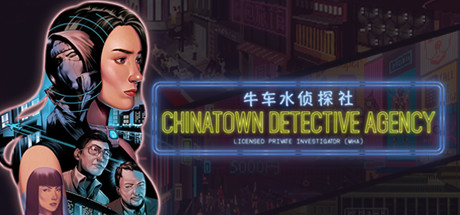 Chinatown Detective Agency Game PC Free Download