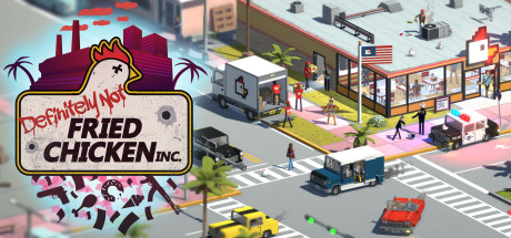 Definitely Not Fried Chicken Game PC Free Download