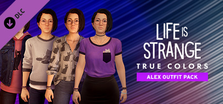 Life is Strange True Colors Alex Outfit Pack Game PC Free Download