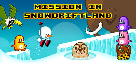 Mission in Snowdriftland Game PC Free Download