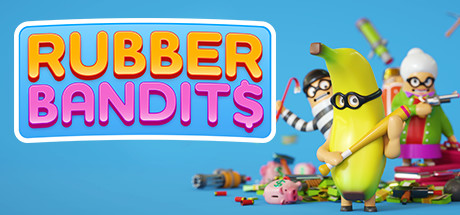 Rubber Bandits Game PC Free Download