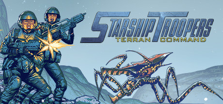 Starship Troopers Terran Command Game PC Free Download