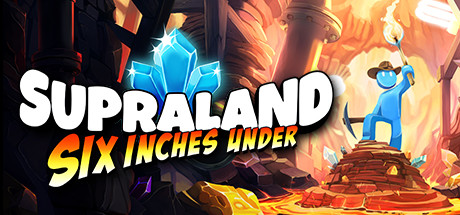 Supraland Six Inches Under Game PC Free Download