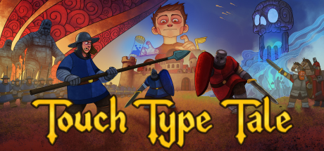 Touch Type Tale Strategic Typing Game PC Free Download