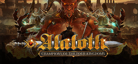 Alaloth Champions of The Four Kingdoms Game PC Free Download