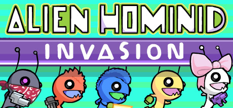 Alien Hominid Invasion Game PC Free Download