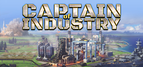 Captain of Industry Game PC Free Download