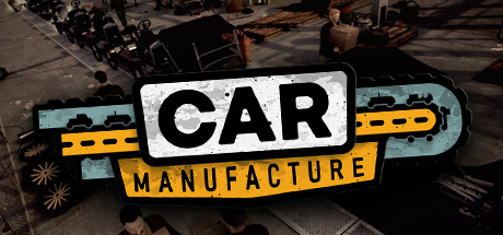 Car Manufacture Game PC Free Download
