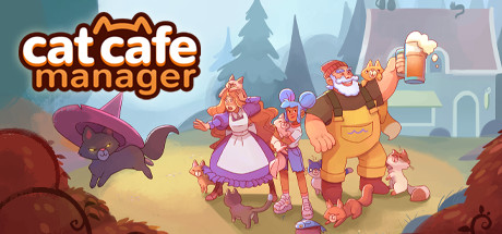 Cat Cafe Manager Game PC Free Download