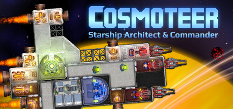 Cosmoteer Starship Architect Commander Game PC Free Download