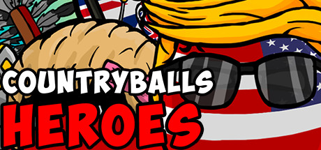 CountryBalls Heroes Game PC Free Download