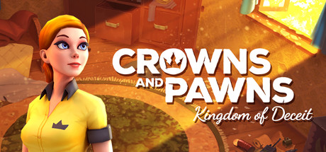 Crowns and Pawns Kingdom of Deceit Game PC Free Download