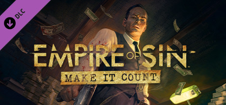 Empire of Sin Make It Count Game PC Free Download
