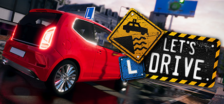 Lets Drive learn driving simulator Game PC Free Download