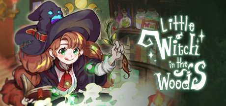 Little Witch in the Woods Game PC Free Download