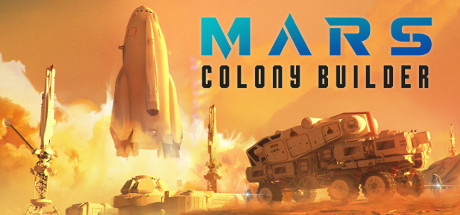Mars Colony Builder Game PC Free Download