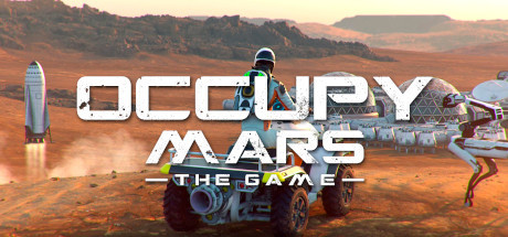 Occupy Mars The Game Game PC Free Download