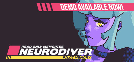 Read Only Memories NEURODIVER Game PC Free Download