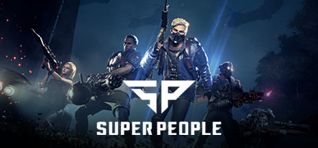 SUPER PEOPLE Game PC Free Download
