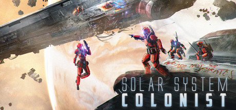 Solar System Colonist Game PC Free Download