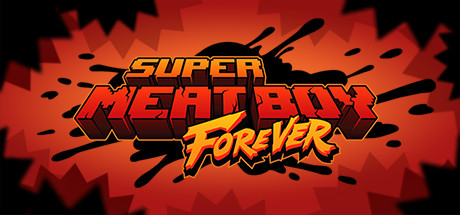 Super Meat Boy Forever Game PC Free Download