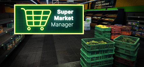 Supermarket Manager Game PC Free Download