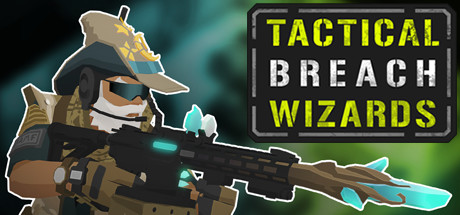 Tactical Breach Wizards Game PC Free Download