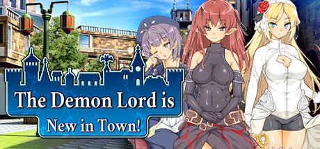 The Demon Lord is New in Town Game PC Free Download