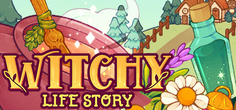 Witchy Life Story Game PC Free Download